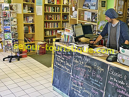 Les meilleures librairies d'Oxford, Royaume-Uni