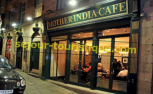 Restoran India Terbaik Di Edinburgh