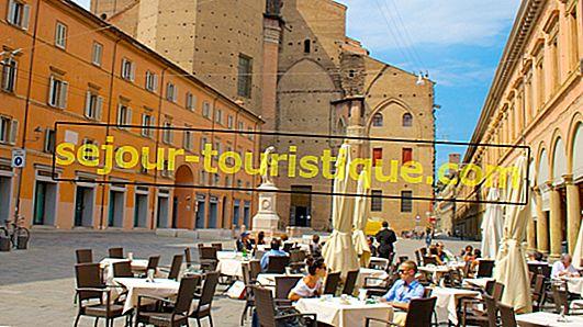 10 โรงแรมที่ดีที่สุดในโบโลญญา, อิตาลี