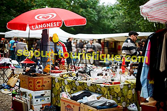ตลาดนัดที่ดีที่สุดสำหรับการต่อรองราคาในกรุงเบอร์ลิน