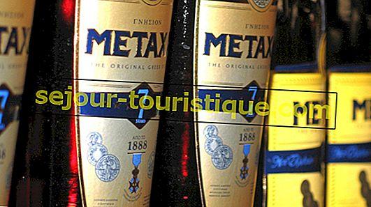 Sejarah Metaxa dalam 1 Minit