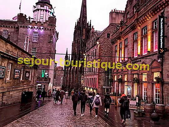 Tempat Terbaik Untuk Membeli Kilt Di Edinburgh
