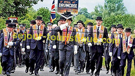 Siapa Orangemen dan Apa Orde Oranye itu?