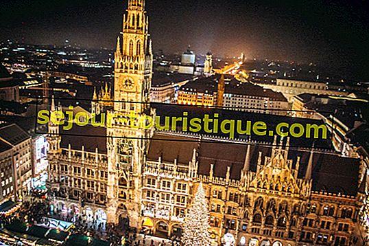Pasaran Krismas Terbaik di Munich