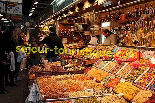 De beste markten in Barcelona