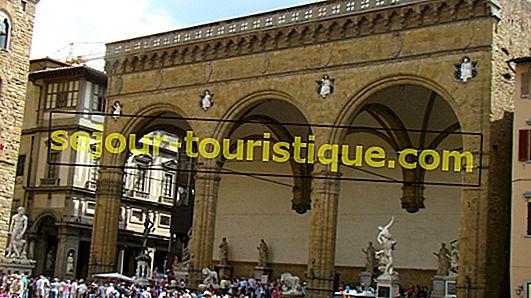 Patung dan Patung Luar Ruangan Florence yang Harus Anda Lihat