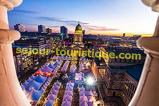 14 thị trường Giáng sinh hàng đầu sẽ đến thăm ở Đức