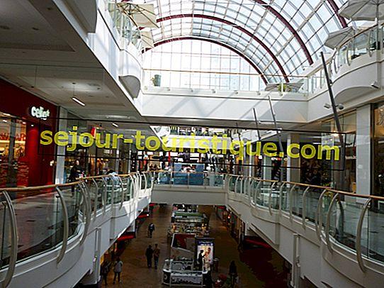 Die besten Einkaufszentren in Barcelona