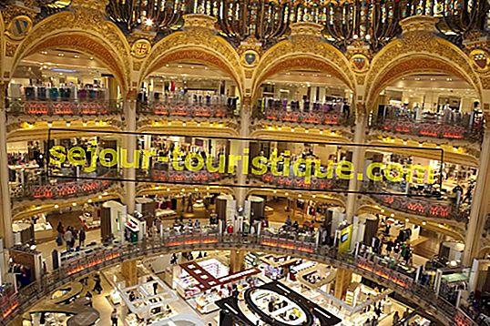 Leitfaden für die besten Einkaufsmöglichkeiten in Paris, von Designerläden bis zu Einkaufszentren