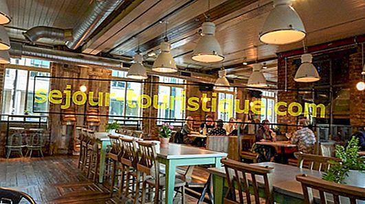 10 Restoran Terbaik Di Newcastle, Inggris