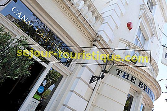 パディントン、ロンドンの見どころトップ10