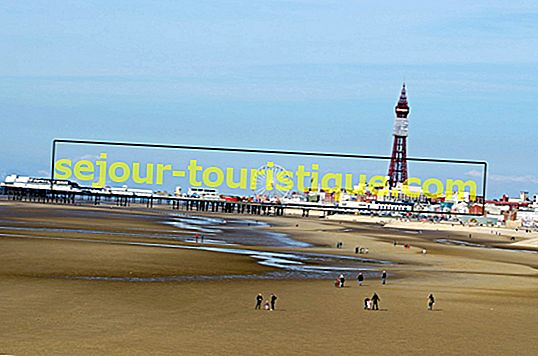Die 10 besten Bars am Meer in Blackpool, UK