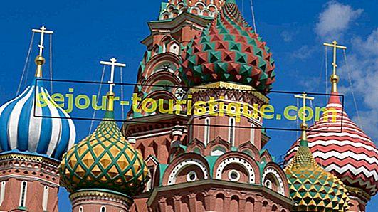 21 Hal Terbaik yang Dapat Dilakukan di Moskow