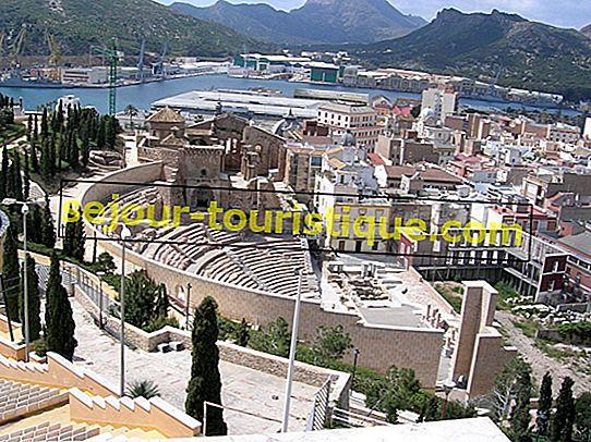Hal Terbaik untuk Dilihat dan Dilakukan di Cartagena, Spanyol