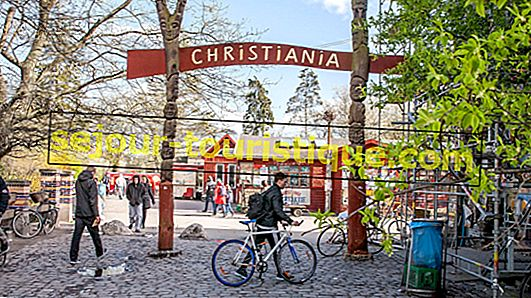 """Christiania: 11 เรื่องน่ารู้เกี่ยวกับฮิปปี้โคเปนเฮเกน"""" เมืองฟรี"""""""