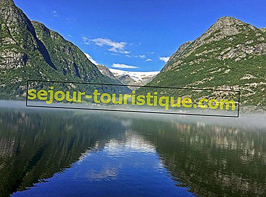 Fjords Paling Menakjubkan di Norwegia
