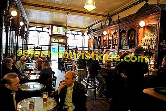 Các quán rượu truyền thống tốt nhất ở Edinburgh