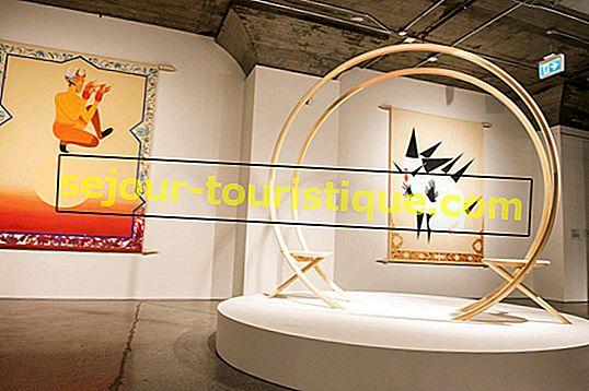 Galeri Seni Kontemporer Terbaik di Brighton