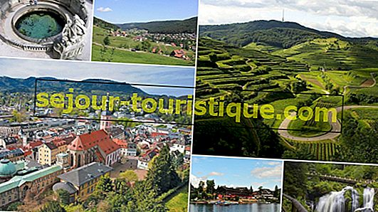 Les 10 plus beaux spots de la Forêt-Noire en Allemagne