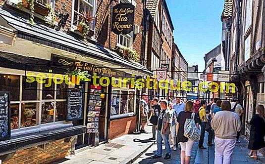 Les 10 meilleurs restaurants à York, Yorkshire