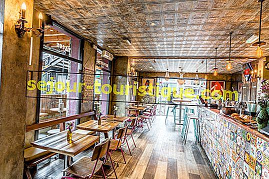 10 Restoran Lokal Terbaik di Camden Town, London