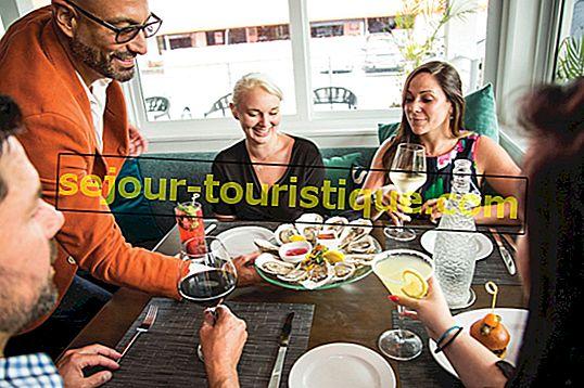 10 Restoran Terbaik Di Sarasota, Florida