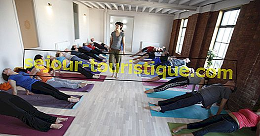The Best Yoga Studios and Classes di London