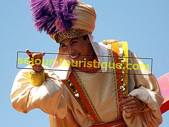 10 Mitos dan Legenda Arab yang Mempesona