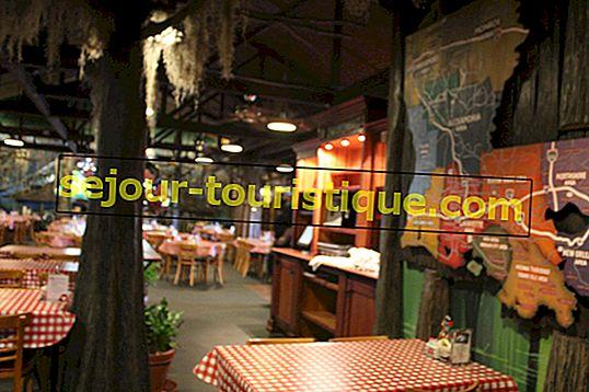 10 Restoran Terbaik Di Lafayette, Louisiana