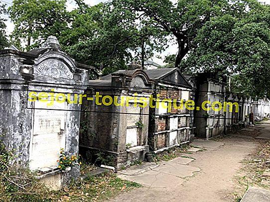 Panduan Untuk Pemakaman New Orleans