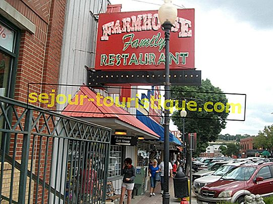 10 nhà hàng hàng đầu ở Branson, Missouri
