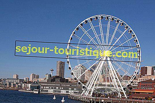20 Sehenswürdigkeiten in Seattle, die man gesehen haben muss