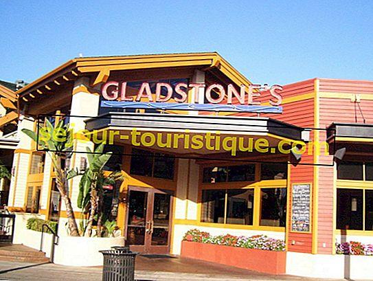 Các nhà hàng bên bờ biển tốt nhất ở Los Angeles