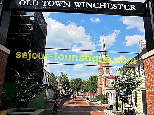 10 Restoran Lokal Terbaik di Winchester, Virginia