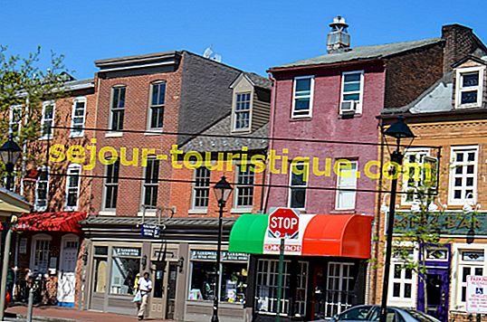 20 Objek Wisata yang Harus Dikunjungi di Maryland