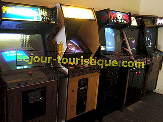 New Yorks 6 besten Arcade-Bars