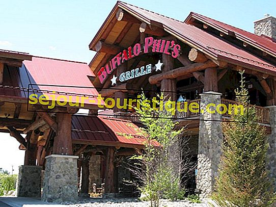 ウィスコンシン州デルズのトップ10レストラン、ウィスコンシン州