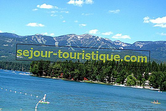 10 Restoran Terbaik Di Whitefish, Montana