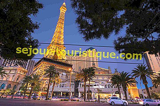 20 attractions incontournables à Las Vegas