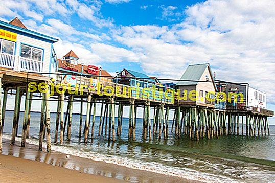 20 Objek Wisata yang Harus Dikunjungi di Maine