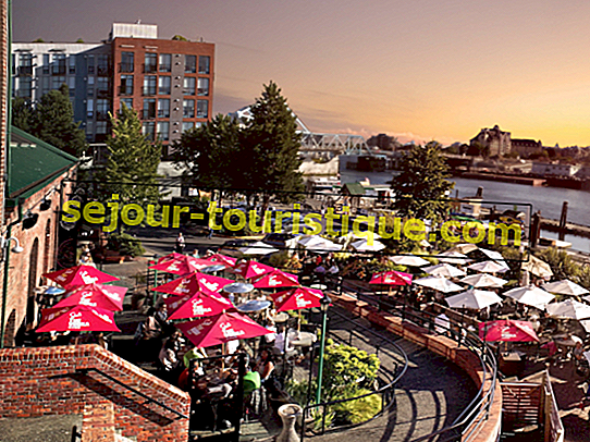 10 Restoran Terbaik Di Victoria, British Columbia