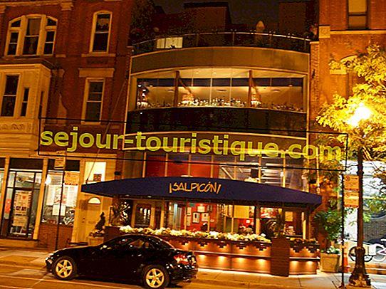 10 Restoran Terbaik di Kota Tua, Chicago