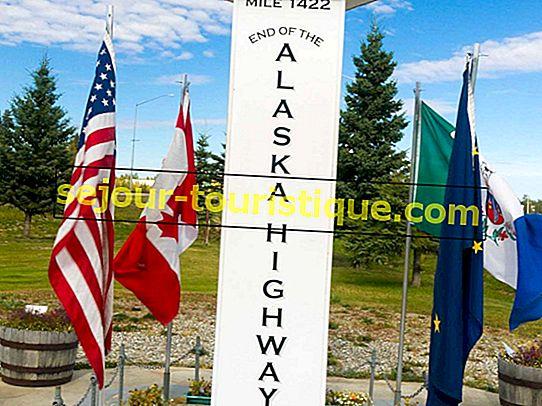 10 Restoran Tempatan Terbaik Di Fairbanks, Alaska