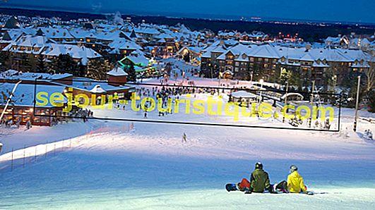 Les meilleurs endroits pour skier près de Toronto
