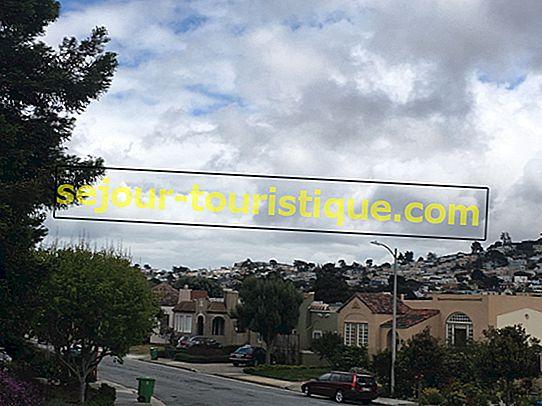 10 Jalan Terbaik Di San Francisco, California