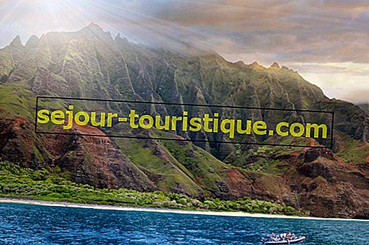 20 สถานที่ท่องเที่ยวที่ห้ามพลาดในฮาวาย