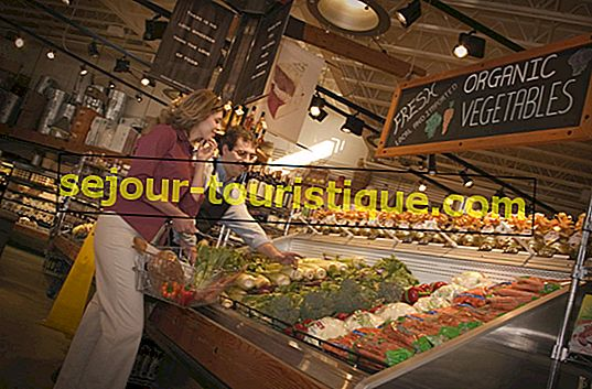 Toko Makanan Organik Terbaik Di LA