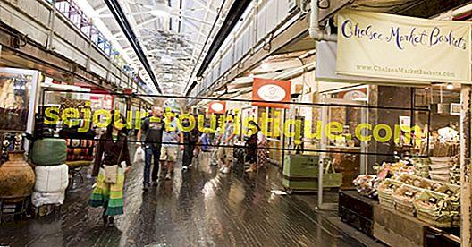 9 Toko Terbaik di Pasar Chelsea, NYC