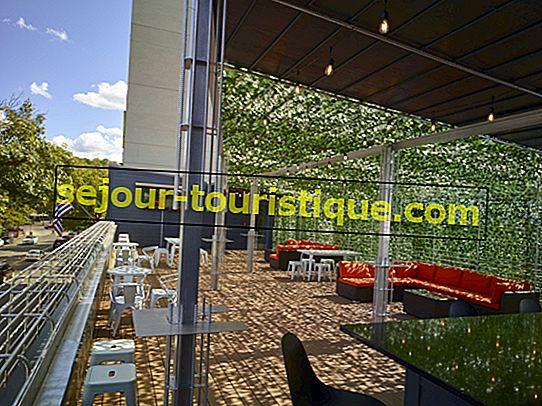 10 Restoran Terbaik Di Pusat Bandar Birmingham, Alabama