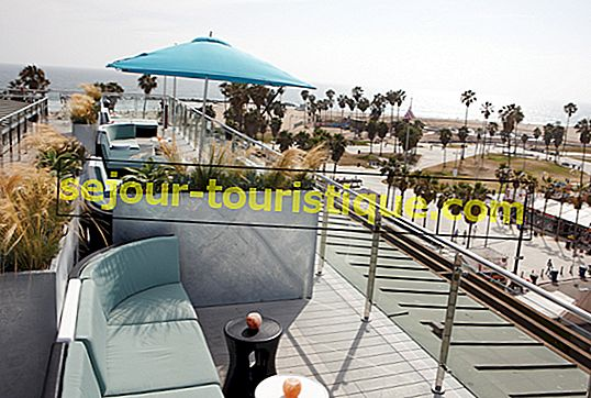 10 quán bar tốt nhất ở Venice Beach, California